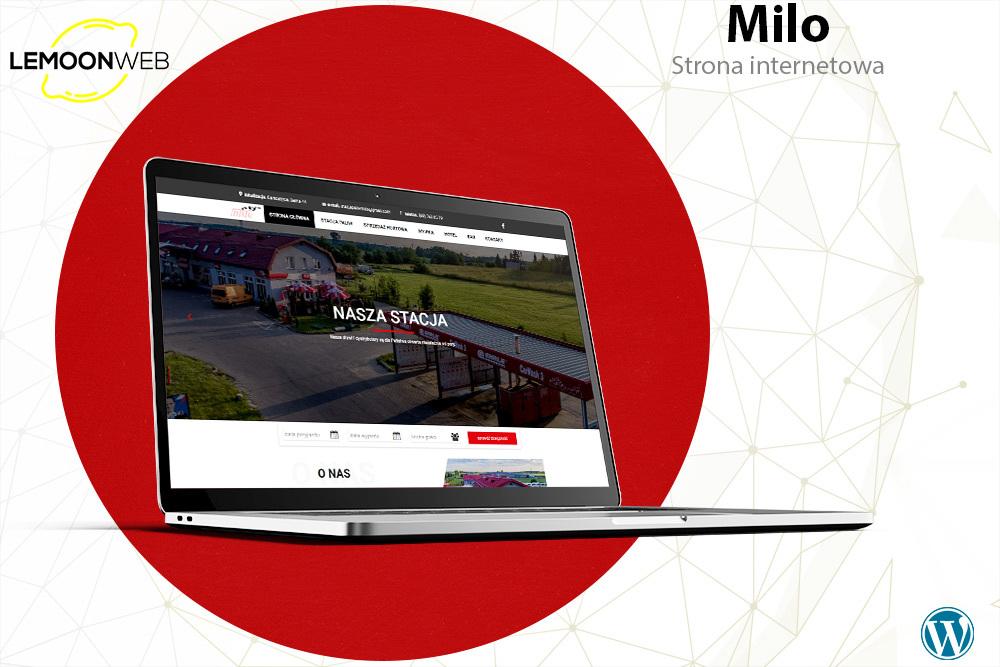 realizacja strona internetowa logo